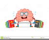 Fun With Books Clipart Image