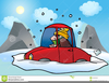 Free Snow Drift Clipart Image