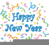 Free Clipart New Years Day Image