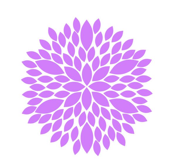 Clip Art Purple Flower Clip Art purple flower clip art free images at clker com vector download this image as