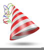 Birthday Party Hat Clipart Image