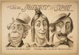This Is It, Johnny On The Spot A  Bill Nye  Musical Farce. Image