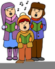 Animated Clipart Of Carolers Image