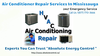 Air Conditioner Repair Mississauga Image