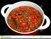 Beef Stew Clipart Image