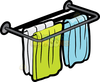 Clipart Towels Image