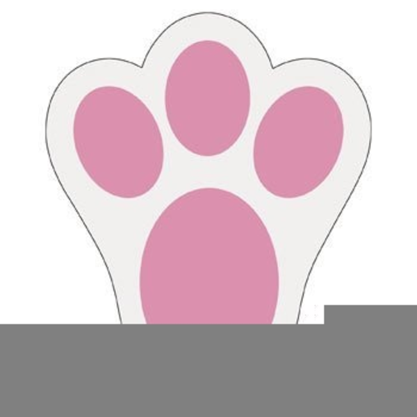 Clipart Rabbit Paw Prints Free Images At Clker Com Vector Clip Art Online Royalty Free Public Domain It's high quality and easy to use. clker