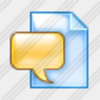 Icon File Message Image