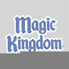 Magic Kingdom Clipart Free Image