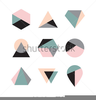Free Clipart Of Geometric Shapes Image
