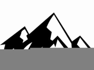 Mountain royalty free. Clipart rocky mountains images