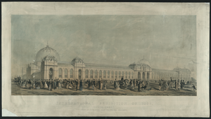 International Exhibition Of 1862. South Front Image