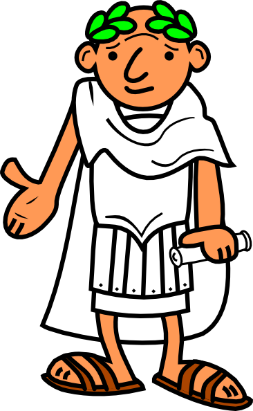 how to draw a roman emperor