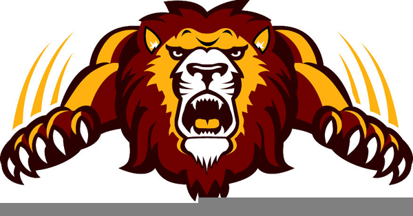 school lion mascot clipart free images at clker com vector clip rh clker com School Lion Mascot Clip Art Lion Mascot Logo