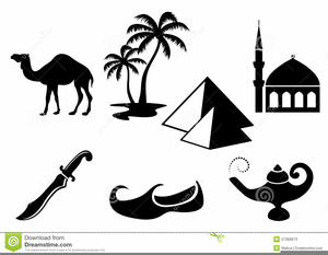 Free Download Islamic Clipart Collection Image