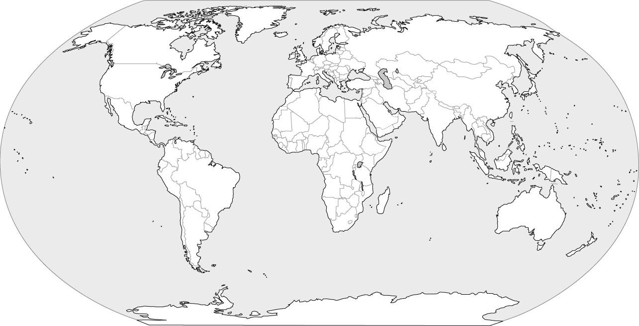 World map white and black hayitelcuervoazul world map white and black gumiabroncs Choice Image