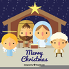 Christmas Christian Clipart Free Image