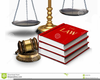 Legal Scale Clipart Image