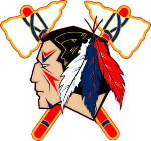 Indians Tomahawk Image