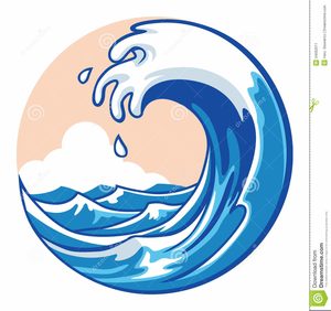 Wave royalty free. Clipart of ocean images