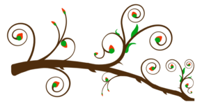 Blooming Branch Image