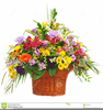 Free Spring Flower Bouquet Clipart Image