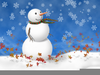 Snowman Christmas Wallpaper Image