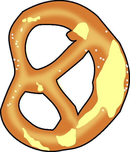 Pretzel Clip Art at Clker.com - vector clip art online, royalty free ...