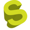 Letter S Icon Image
