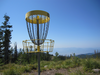 Snowbowl Disc Golf Image