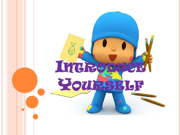 """Résultat de recherche d'images pour """"introduce yourself clipart"""""""