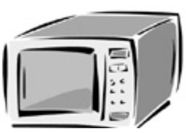 Microwave Oven Clip Art ~ Gallery for gt microwave clip art