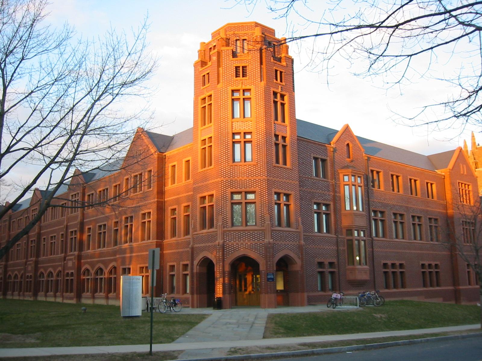 College Campus Clip Ar...