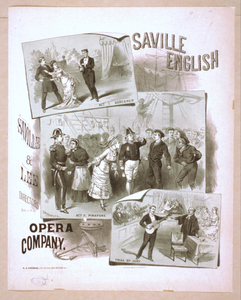 Saville English Opera Company Image
