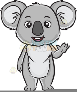 baby koala clipart free images at clker com vector clip art rh clker com koala clipart black and white koala clipart black and white