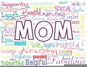 Image result for mother's day clipart images