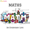 Everyday Math Clipart Image