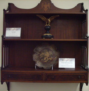 Eagle Wall Shelf Image