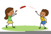 Clipart Pictures Of Kids Playing Image