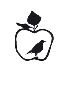 Bird Apple Image