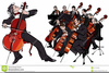 Free String Orchestra Clipart Image