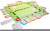 Monopoly Board Game Clipart Free Image