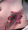 Xoil Flower Tattoo Image