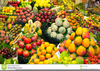Clipart Of Vegetables And Fruits Image