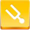 Free Yellow Button Tuning Fork Image