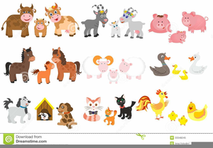 Free Animated Farm Animal Clipart | Free Images at Clker com