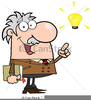 Me And My Big Idea Clipart Image