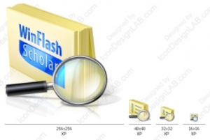 6 260x175 Winflash Educator Main Icon For Scholar Edition Of Winflash Educator Image