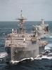 Amphibious Operations At Sea Image