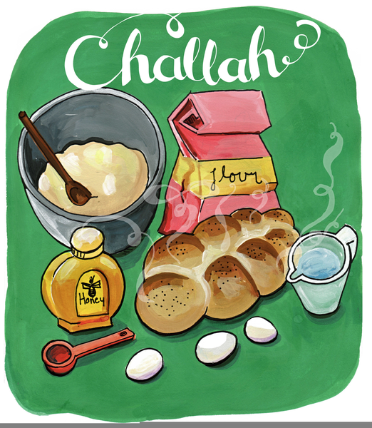 French Bakery Challah Hand Drawn Vector Illustration - Download Free  Vectors, Clipart Graphics & Vector Art
